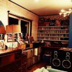 レコードと部屋